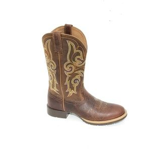 Ariat Hybrid Ranger Western Boots Womens US 7.5B